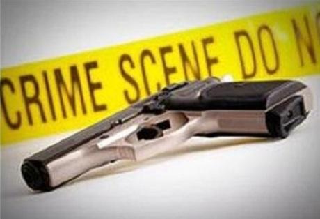Crime Scene Gun
