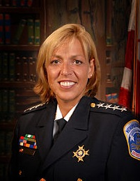 D.C. Police Chief Cathy Lanier