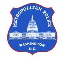 D.C. police logo