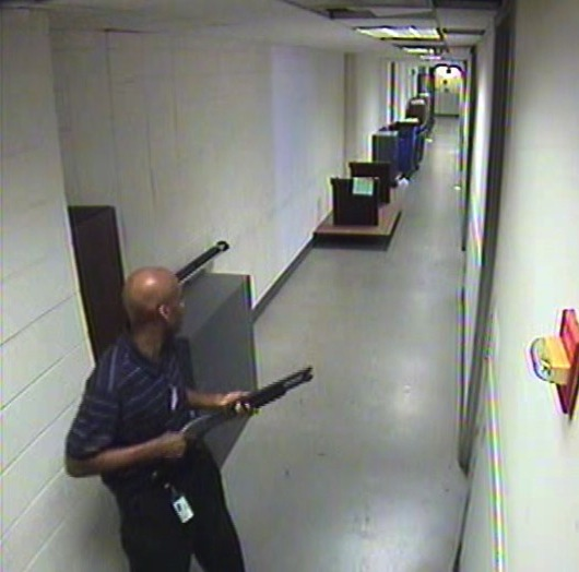 Navy Yard Shooting Fbi Video Shows Gunman Aaron Alexis: D.C. Crime Stories