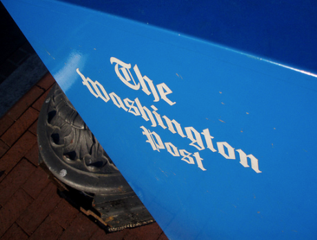 A Washington Post employee was charged with the theft of $100,000 in mail from residents along his Haymarket route. (Photo courtesy David Eric Phoaney)