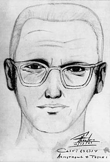 A composite sketch of the Zodiac Killer.