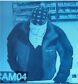 Police said the man returned to the Gaithersburg store again in a different outfit a week later.