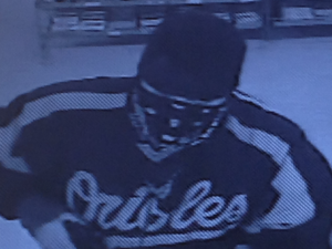 Police say this man robbed the same store twice early this month.