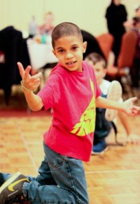 D'Angelo McMullen, 10, died after he fell through ice on a Gaithersburg pond. (Family photo)