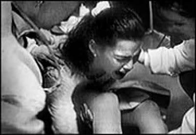 Video cameras captured Nancy Kerrigan shortly after she was attacked by an unknown assailant at practice.