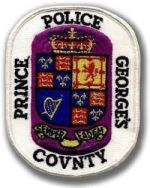 Prince County's George Police Patch