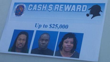 Ortiz Ola, Weldon Mason and Staci White were found shot to death Saturday.