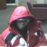 Police said this is the man who robbed a Wells Fargo bank twice in five weeks.