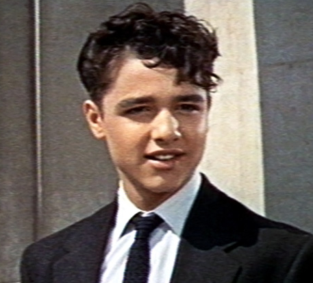 Sal Mineo, at age 17, was one of the youngest actors nominated for an Oscar. He was fatally stabbed at age 37.