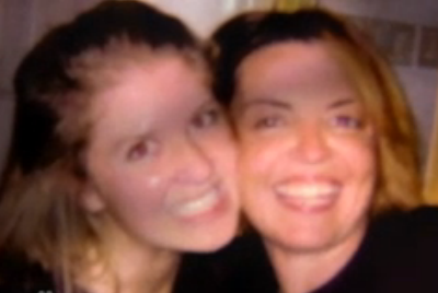 Sarah Dutra, left, and Elisa McNabney, were suspected in the murder of McNabney's husband, a California attorney.