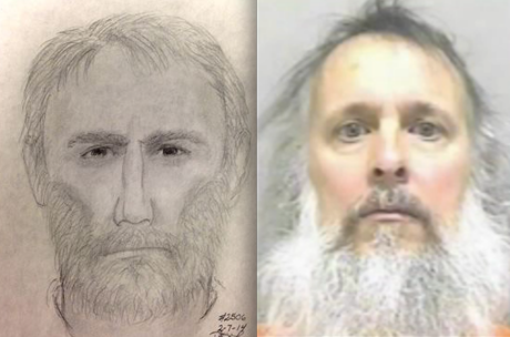 Charles C. Severance, 53, was arrested in West Virginia on a gun charge. Investigators are looking to see if Severance is connected to unsolved killings in his former town of Alexandria.